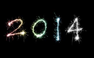 Joyeuse année 2014 pour tous