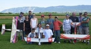 Camps Genève loisir du 3 juillet au 21 août 2009