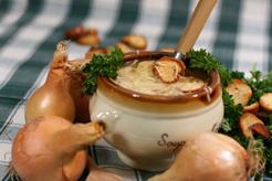 1 janvier : la soupe à l